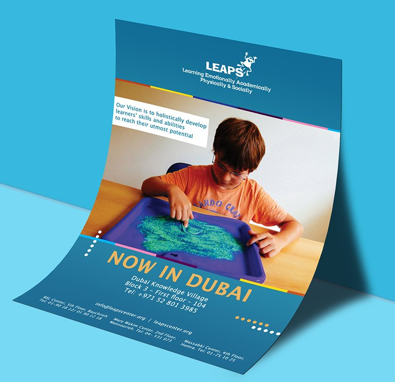 Leaps Center - Dubai