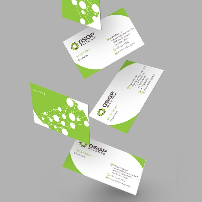 OSGP  Alliance Business Card